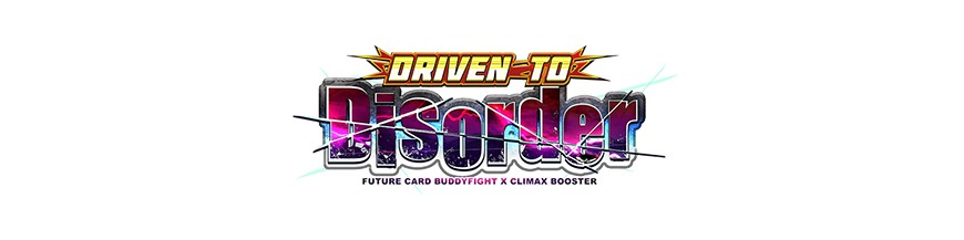 Purchase Card in the unity X-CBT: Driven to Disorder | Buddyfight Cartajouer and Nice