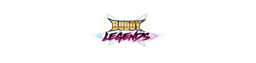 Purchase Card in the unity X2-BT01: Buddy Legends | Buddyfight Cartajouer and Nice