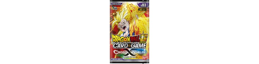 Purchase Card in the unity BT3: CROSS WORLDS | Dragon Ball Super Cartajouer and Nice