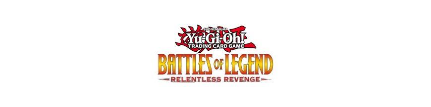 Achat Carte à l'unité BLRR: Batailles de Légende : Vengeance Impitoyable   Yu-gi-oh Cartajouer et Nice