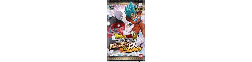 Achat Carte à l'unité DBS-TB01: Le tournoi du pouvoir   Dragon Ball Super Cartajouer et Nice