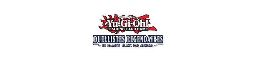Achat Carte à l'unité LED3-EN: Duellistes Légendaires : Le Dragon Blanc des Abysses | Yu-gi-oh Cartajouer et Nice
