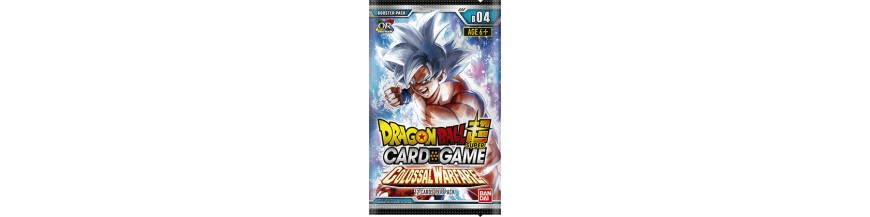 Purchase Card in the unity DBS-B04: Colossal Warfare   Dragon Ball Super Cartajouer and Nice
