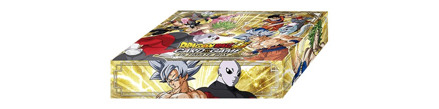 Purchase Card in the unity DBS-BE03: Ultimate Box | Dragon Ball Super Cartajouer and Nice