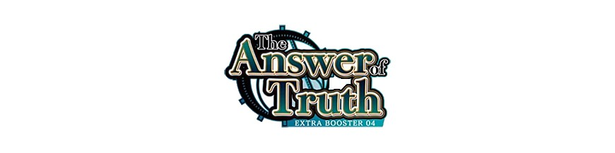 Purchase Card in the unity V-EB04: The Answer of Thruth   Cardfight Vanguard Cartajouer and Nice