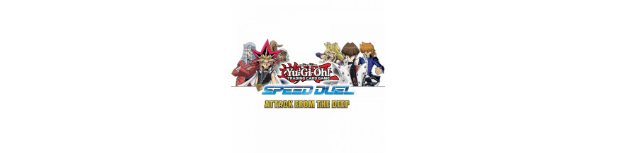 Purchase Card in the unity SBAD: SPEED DUEL: ATTACK FROM THE DEEP   Yu-gi-oh Cartajouer and Nice