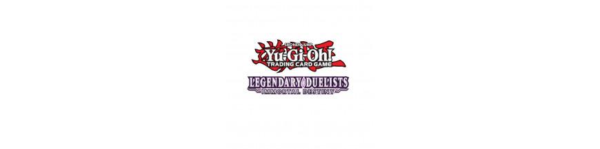 Achat Carte à l'unité LED5: Duellistes Légendaires Destinée Immortelle | Yu-gi-oh Cartajouer et Nice