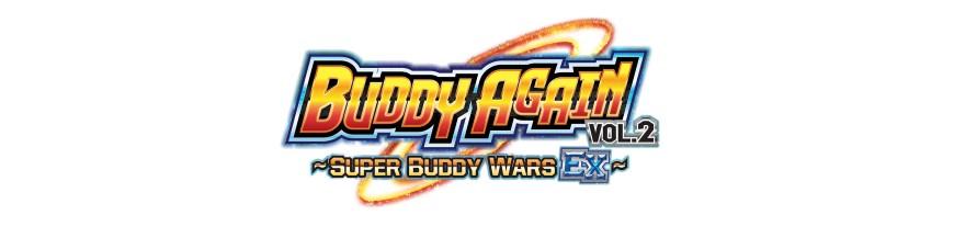 Purchase Card in the unity S-UB05 : Buddy Again Vol.2 Super Buddy Wars EX   Buddyfight Ace Cartajouer and Nice