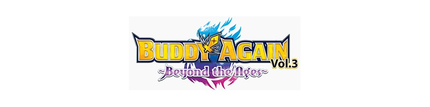 Purchase Card in the unity S-UB06: Buddy Again Vol.3 Beyond the Ages | Buddyfight Ace Cartajouer and Nice