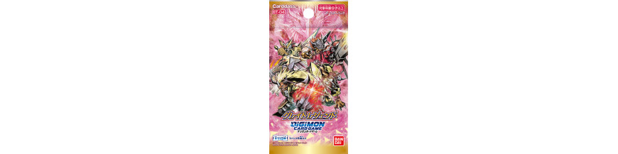 Purchase Card in the unity BT04 : Great Legend | Digimon Card Game Cartajouer and Nice