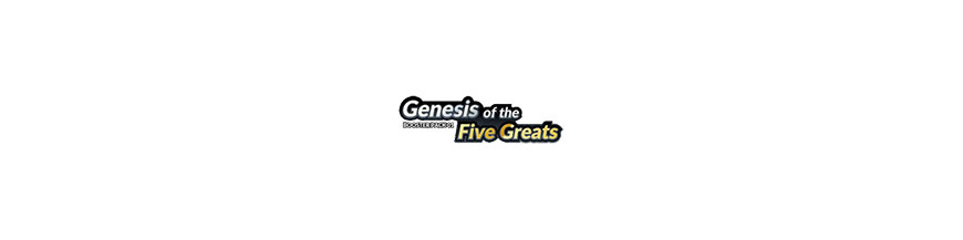 Purchase Card in the unity D-BT01: Genesis of the Five Greats | Cardfight Vanguard Cartajouer and Nice